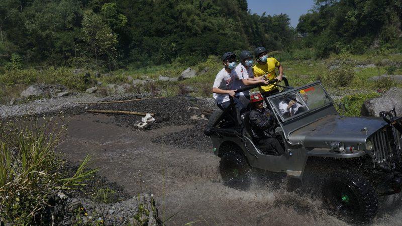 Feel The Excitement Of Merapi Lava Tour