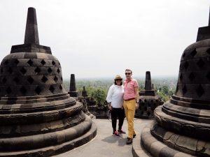 Borobudur cruise tour