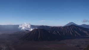 Bromo-Volcano