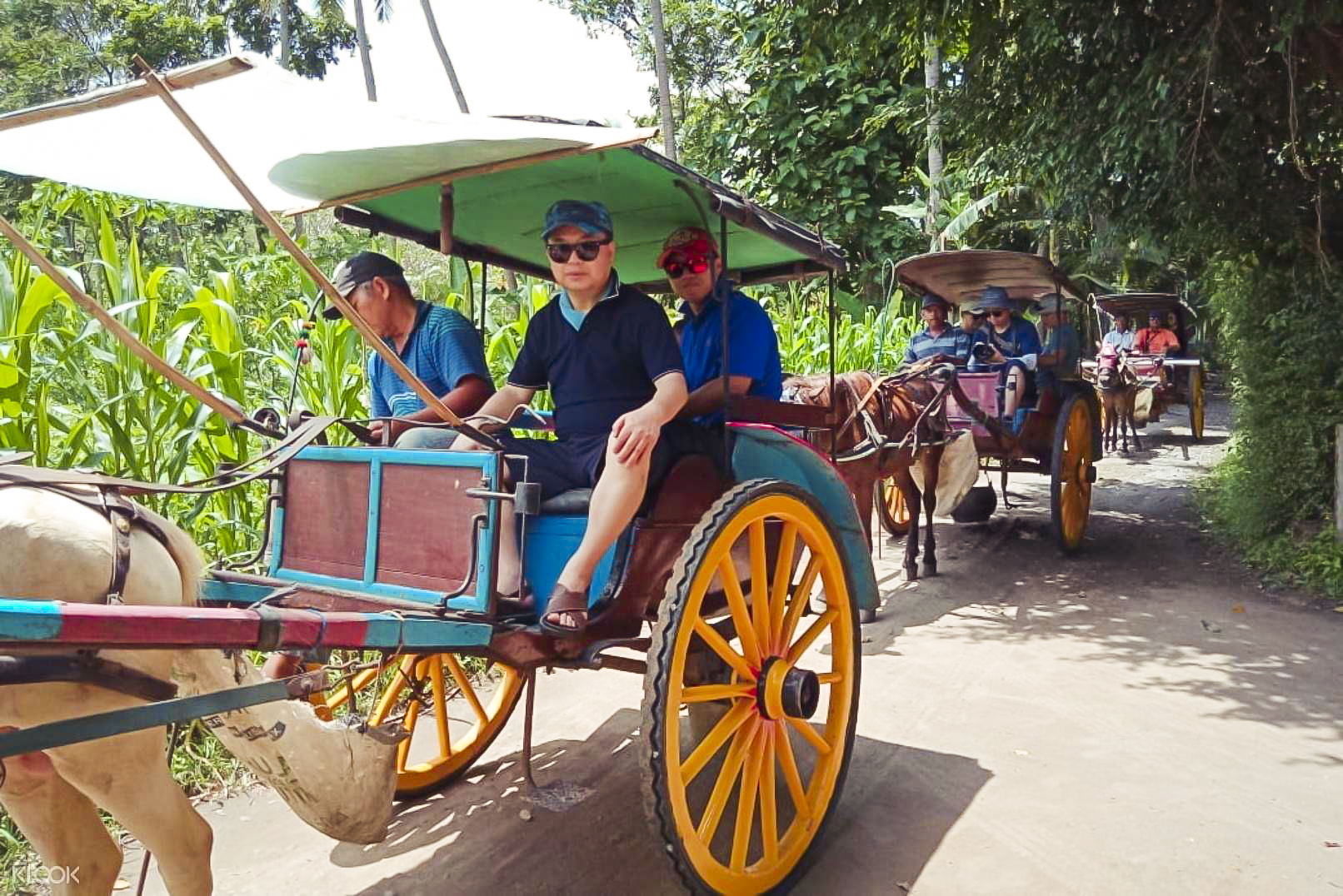 Borobudur sunrise and village tour
