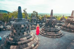 Borobudur Prambanan One Day Tour