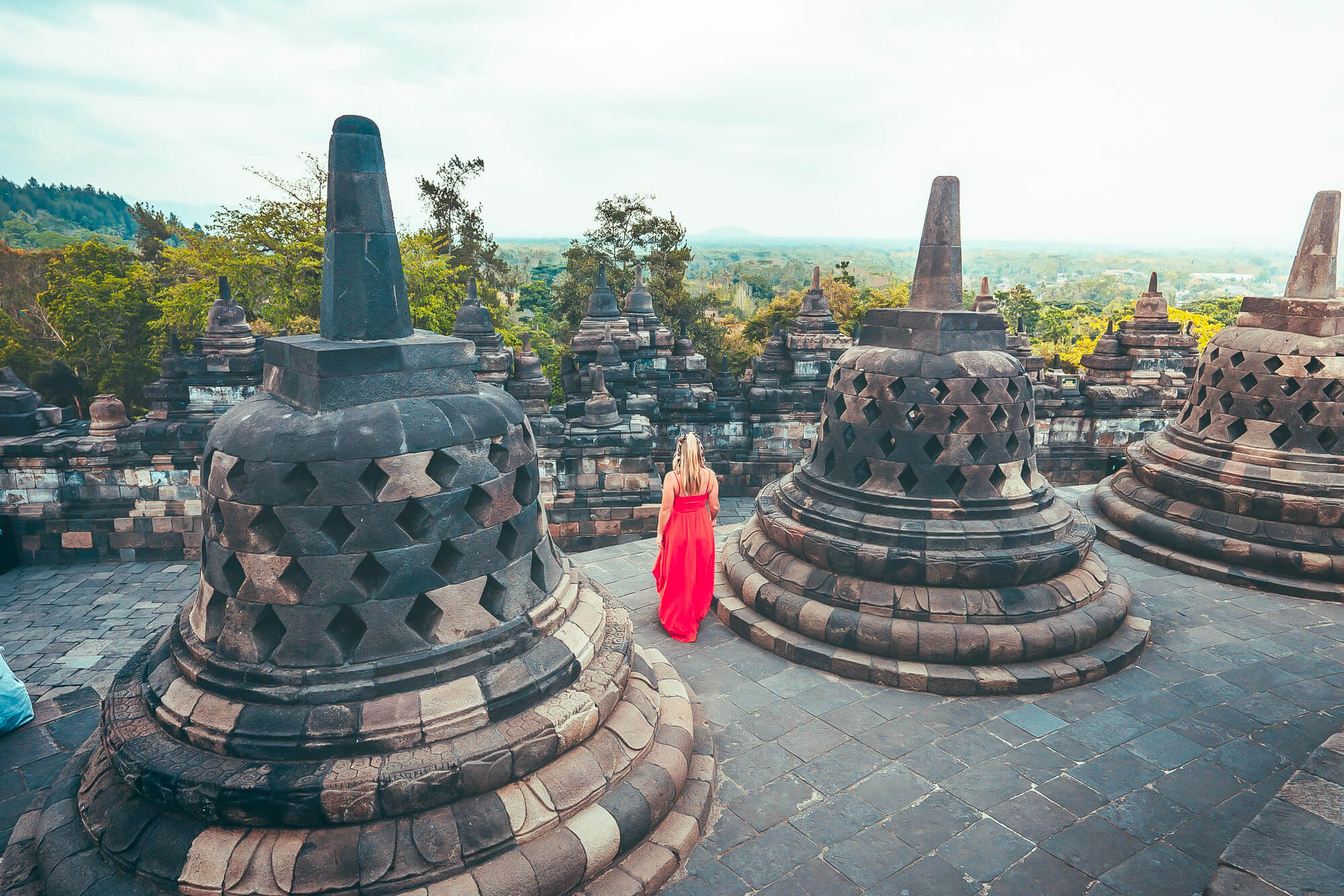 Borobudur Prambanan One Day Tour