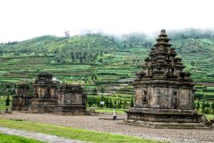 Dieng-Plateau