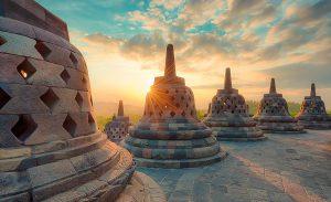 Borobudur-sunrise-village-tour